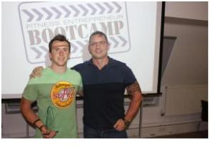 fitness entrepreneur award